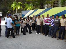 Universidad Nueva Esparta Programa de Apoyo Social UNEPAS, comenzó el viernes 5 de febrero