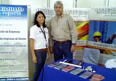 Feria de la OPSU Universidad Nueva Esparta Presente del 9 al 12 junio