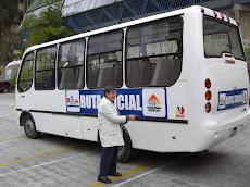 """Ahora todos los viernes """"Los Muchachos del UNEPAS"""", ya tienen transporte El Hatillo - UNE - Hatillo"""