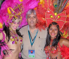 Todo listo para la celebración, comienzan los cuatro días de Carnaval 2009