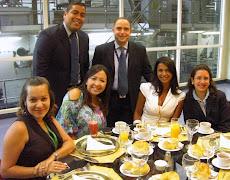 Cadena Capriles recibe visita institucional de la Universidad Nueva Esparta a su planta  La Urbina