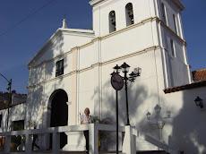 Santa Rosalía de Palermo, reliquia de El Hatillo con 225 años de construida.