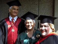 Rectora de la UNE Profesora Gladys Carmona de Marcano