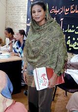 Periodista sudanesa dispuesta a recibir 40 latigazos por llevar pantalones