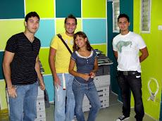 Centro de Copiado UNE, tras remodelación del espacio, comienza a instalarse en su nueva sede