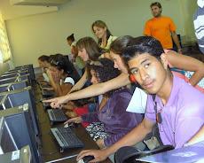 Primer día de Clases UNEPAS, Programa de apoyo social universidad Nueva Esparta inicio actividades