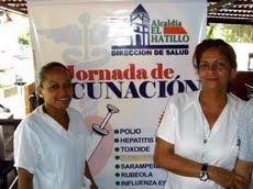 Vacunación, Despistajes y Perfiles de SALUD Capilla Ma del Redentor frente a la UNE
