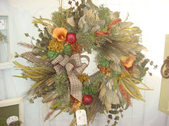 "24"" Fall Wreath"