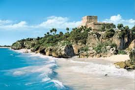 Playa Tulum México de Increíble Belleza