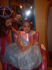 mushala as a birthday princess