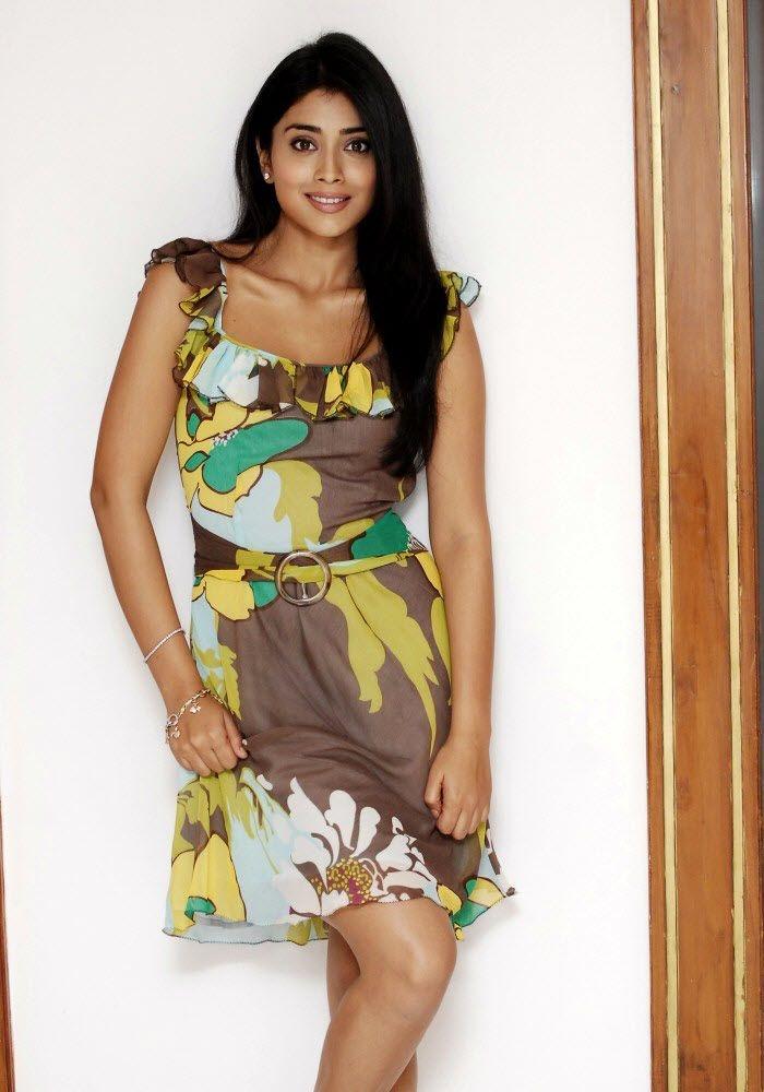 Shriya Saran Latest Photoshoot In Skirt 18 Pics
