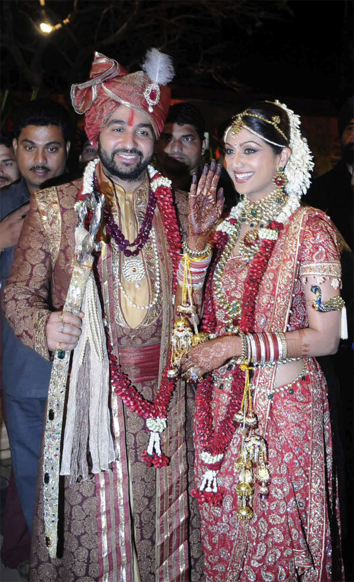 shilpa shetty wedding news photos videos celebrities