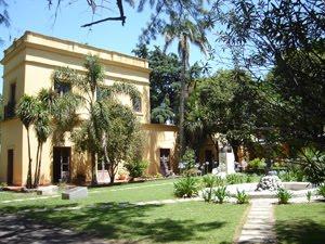 """Museo y Archivo Histórico Municipal de La Matanza """"Juan M. de Rosas"""" - En Virrey del Pino."""