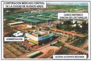MERCADO CENTRAL DE LA MATANZA