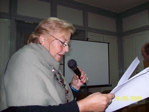 María Rosa Costa de Arguibel de Donadio. Historiadora de San Fernando