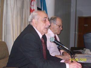 Roberto Conde - Historiador de Ptdo. de San Martín