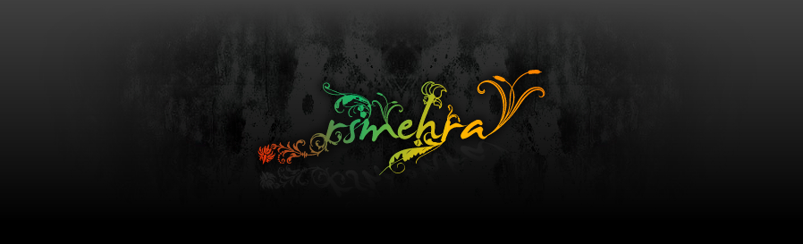 GUI/UI Designer : Ram Singh Mehra's Official Blog