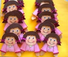 Carinhas de Meninas