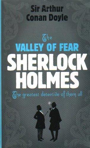 Thung lũng khủng khiếp - Conan Doyle Valley+4