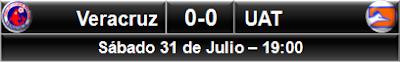 Veracruz 0-0 Correcaminos UAT