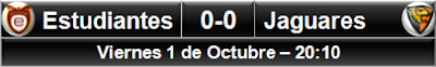 Estudiantes UAG 0-0 Jaguares