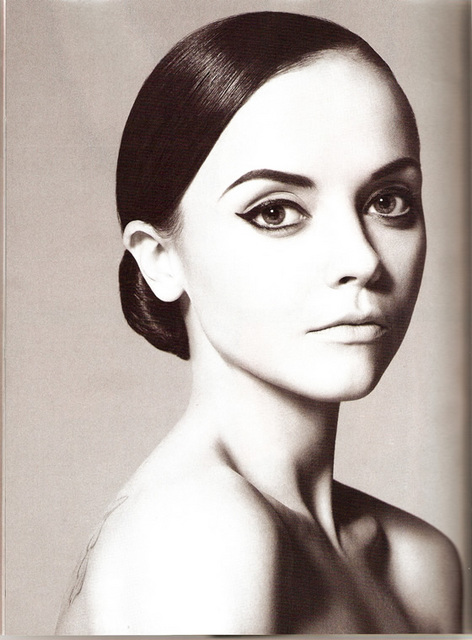 I've always admired Christina Ricci's style- both on screen (choosing ...
