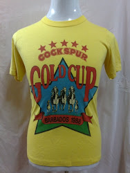 VTG cockspur 5050 shirt