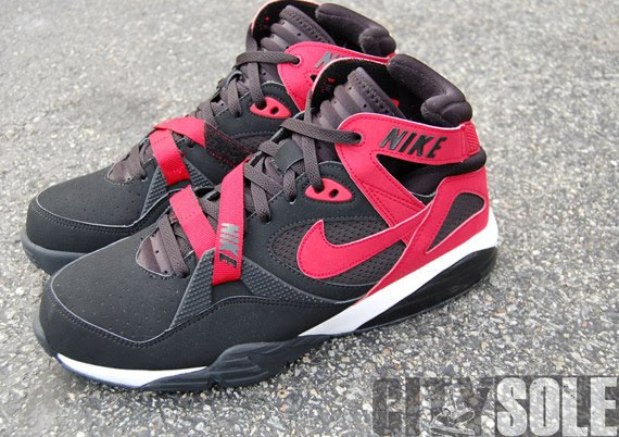 Nike Air Force 1 Mid Men's Basketball Shoes Black/Black