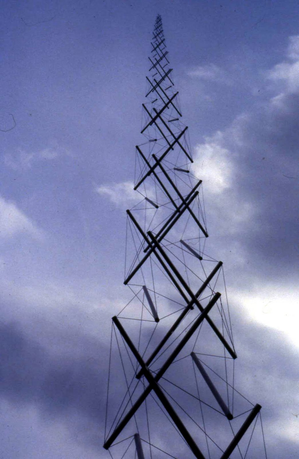 The Mathematical Tourist Needle Tower