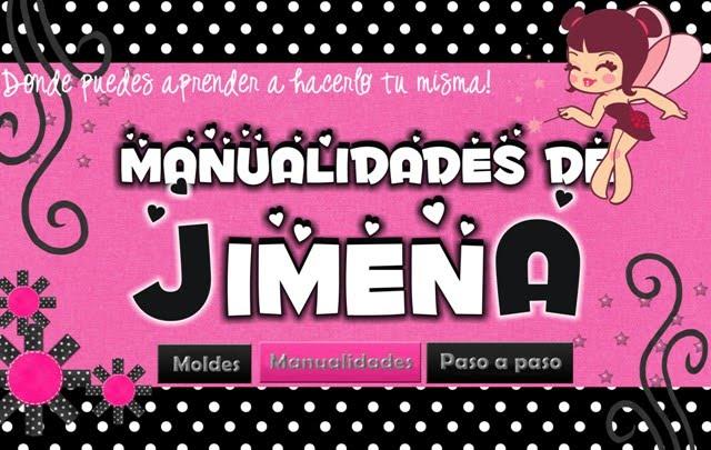 Manualidades de Jimena