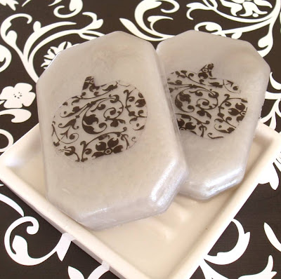 Soapy Love - Gothic Pumpking Soap