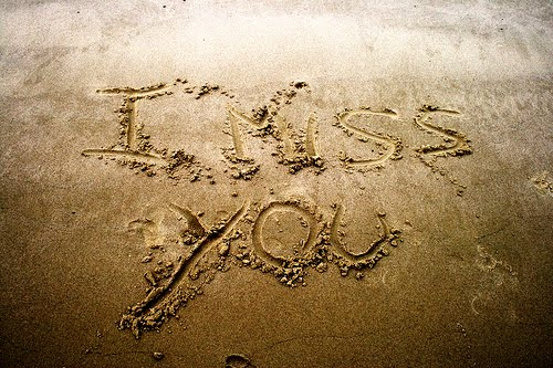 I Miss You When You Are Far Away. I Think Bout You Every Night And Day,  Every Sec, Every Minute. I Will Miss You Now And Forever. I Wait For You  :u0027) .
