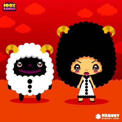 100%Kawaii TsuyaTsuya Vision by TsuyaTsuya Nemury,100 percent kawaii,100%カワイイ, 100パーセントカワイイ, つやつやビジョン つやつやネムリー ネムリーランド羊