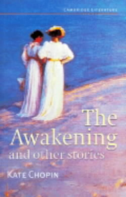 an analysis of ednas drowning in the awakening by kate chopin