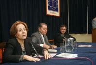 'Tuti' Cecchini de Dallo, Felipe Cervera y Edgar Stoffel