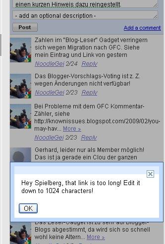 Google-Friend-Connect-Errormsg