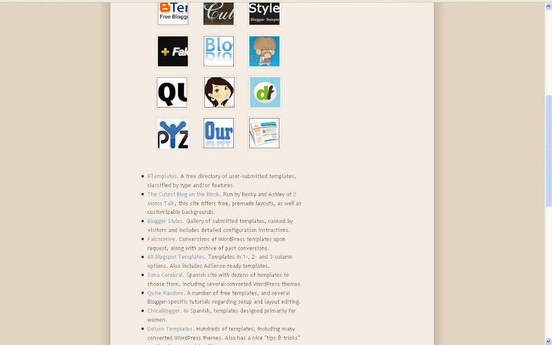 Blogger-Blogspot-Templates