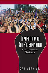 TOWARD FILIPINO SELF-DETERMINATION --State University of New York Press