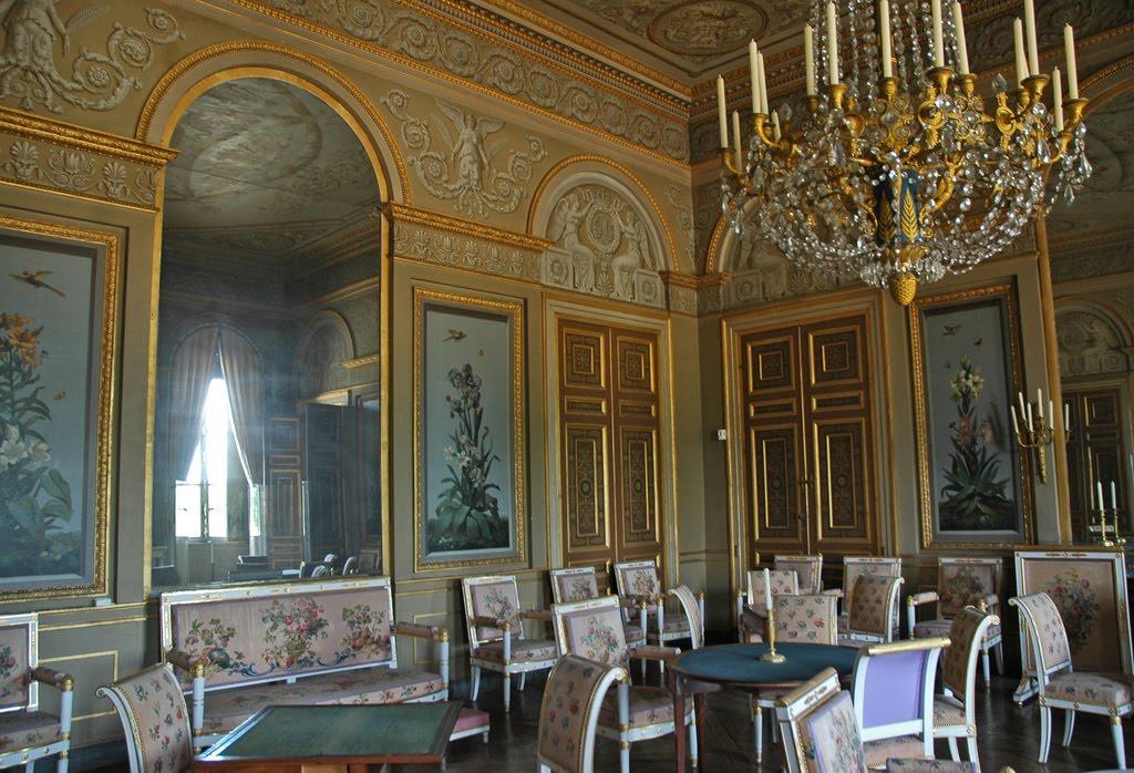 Southern folk artist antiques dealer collector ch teau - La redoute interieur ...