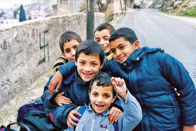Niños de Amman
