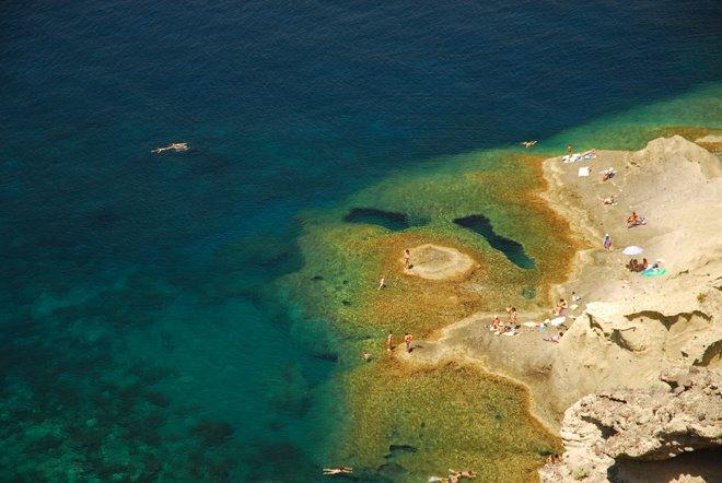 Playa de Pollara