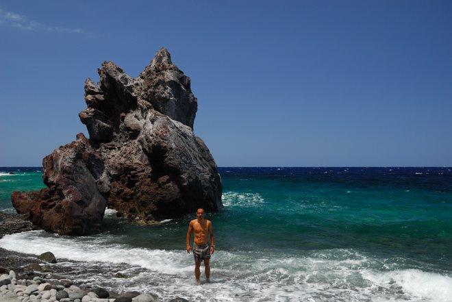 Playa de Malfa