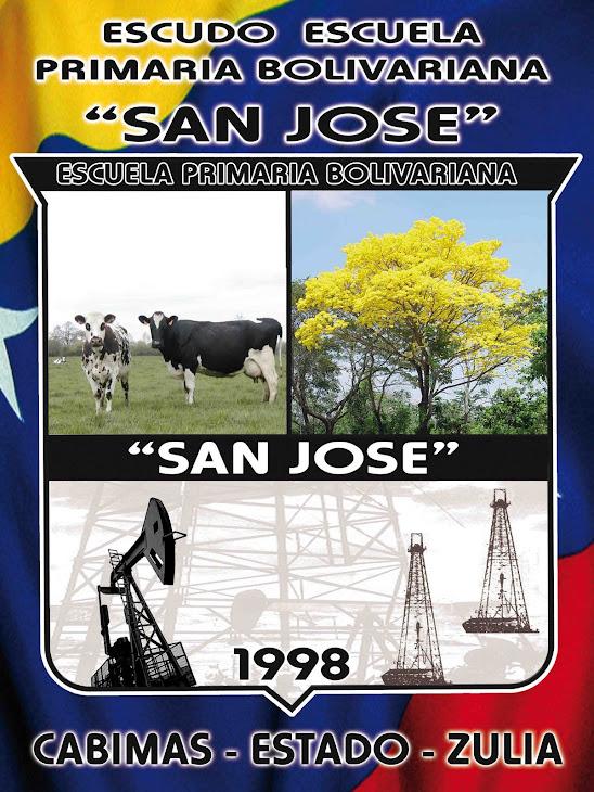 Estandarte de la Escuela Primaria Bolivariana San Josè