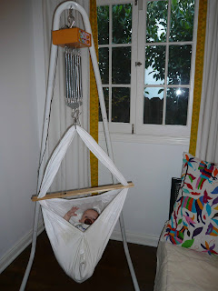 i cannot say enough good things about baby hammocks  we purchased one by the kiwi  pany miyo  photo above  and started using it immediately after my son     baby manual  more on bouncing babies  baby hammocks that bounce      rh   babymanualblog blogspot