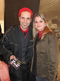 Com Marcello Caminha