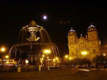 Cusco de noche...