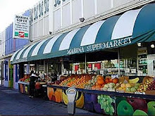 MARINA SUPERMARKET