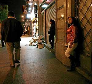 prostitutas callejeras alicante putas con viejos