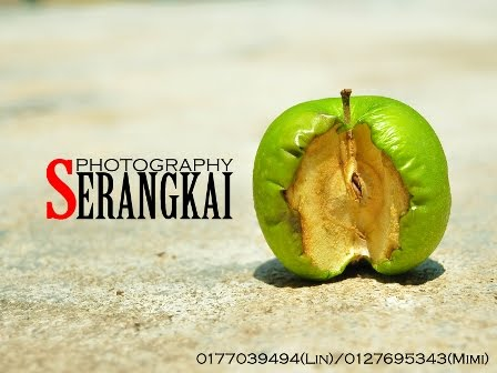 WELCOME TO SERANGKAI * PHOTOGRAPHY !
