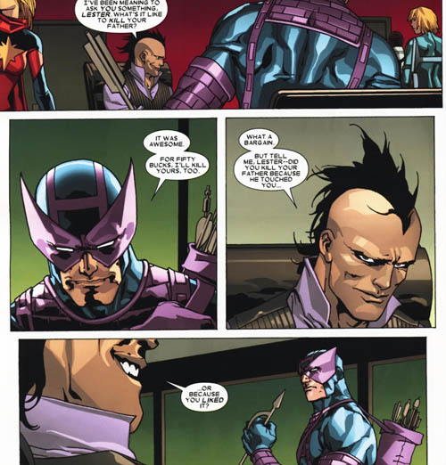 X 23 Daken LGBT+ Marvel Character...